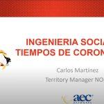[Webinar] Ingeniería social en tiempos del COVID-19